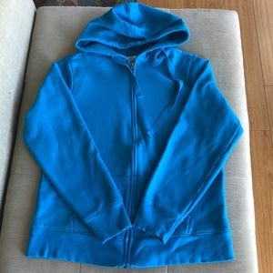 Women's Old Navy zip up hoodie, size Large
